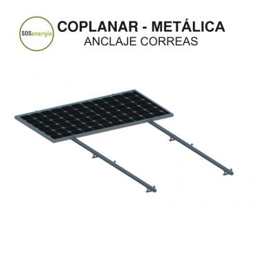 SOSenergía - Coplanar - Metalica - Correa