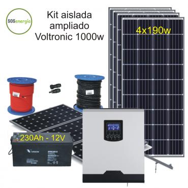copy of Kit 1000w Votronic...