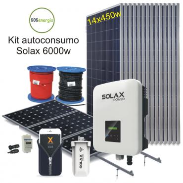 copy of Kit 5000w Solax -...