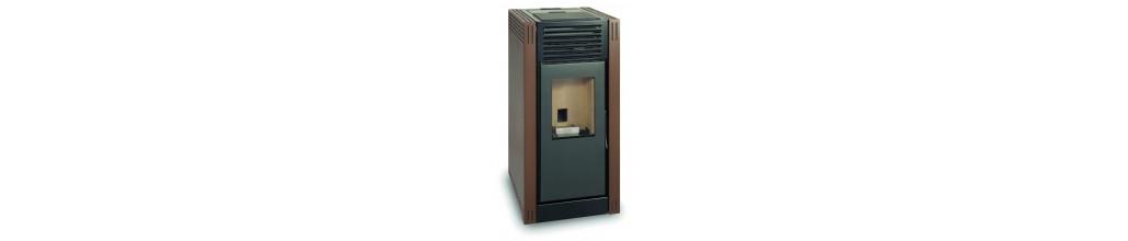 Estufas Pellets Aire todos los modelos y tamaños