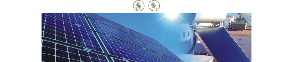 Energía solar fotovoltaica - Autoconsumo y aislada